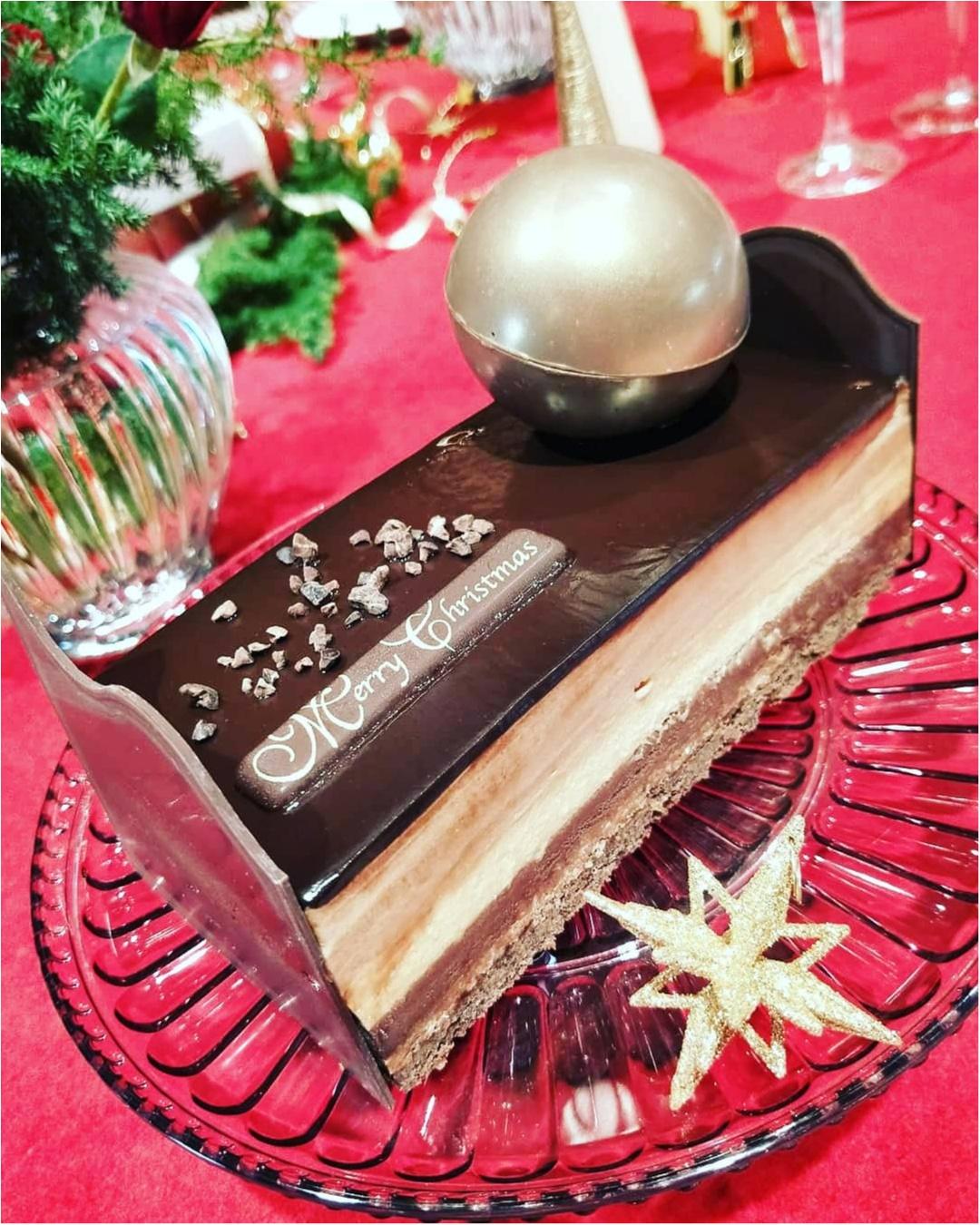 横浜チョコレート専門店「バニラビーンズ」のクリスマスケーキ試食会レポ♡_6