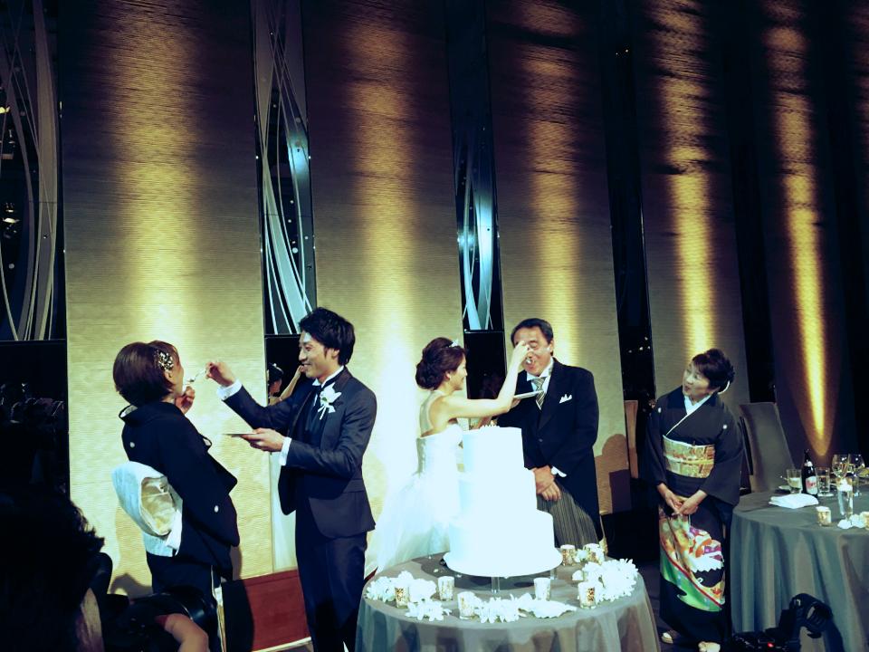 【パレスホテルでの結婚式】私も次につづけ!?生まれてはじめて◯◯Get!!_15