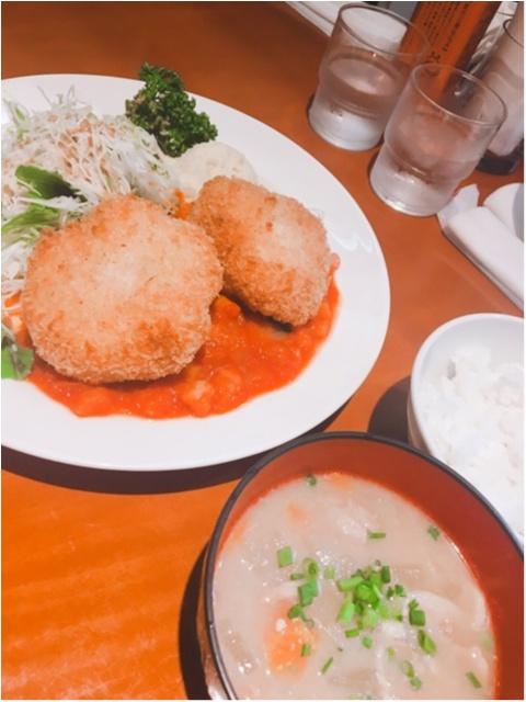 しっかりお昼ご飯【ポークソテージンジャーソース】がおススメのお店_2