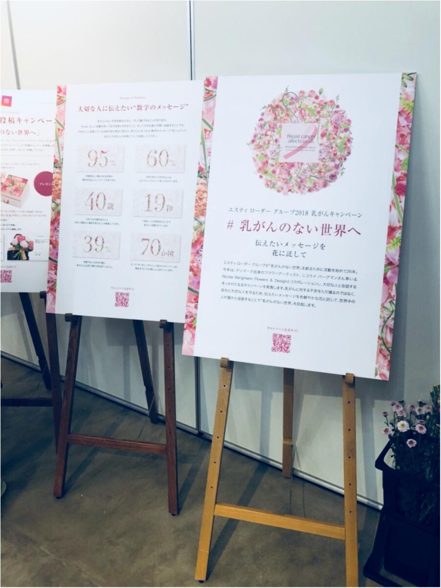 【乳がんのない世界へ】乳がんキャンペーン に参加してきました!!_1