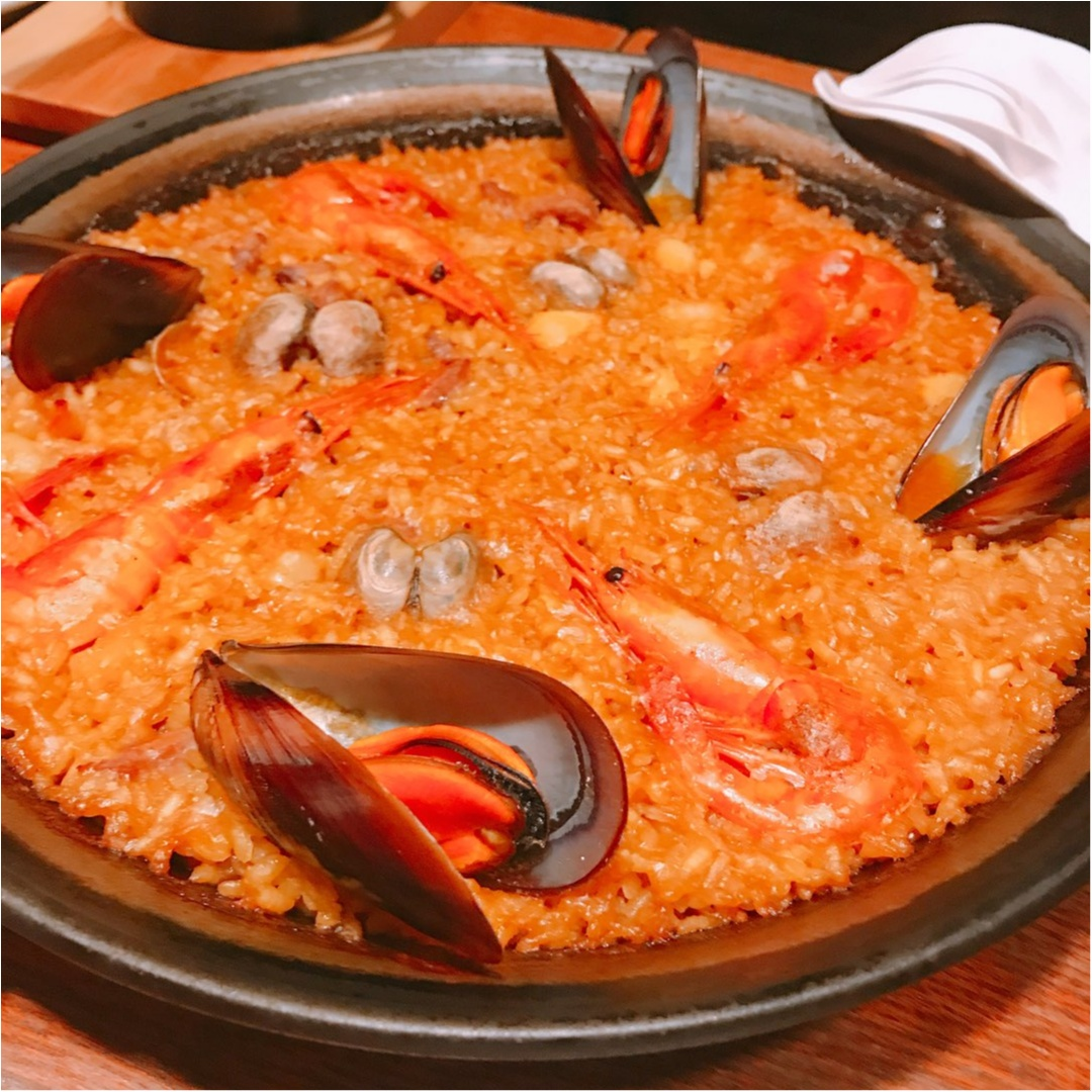 本格的なスペイン料理をいただける銀座ディナー!_3
