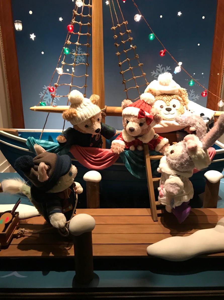 今年も「ディズニーシー クリスマス」に行ってきた!_1