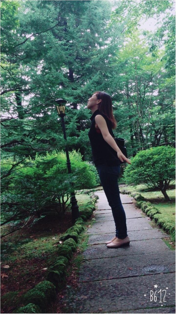 夏は避暑地の軽井沢へ★森林浴に美味しいフレンチに心満たされる日帰りの旅_9