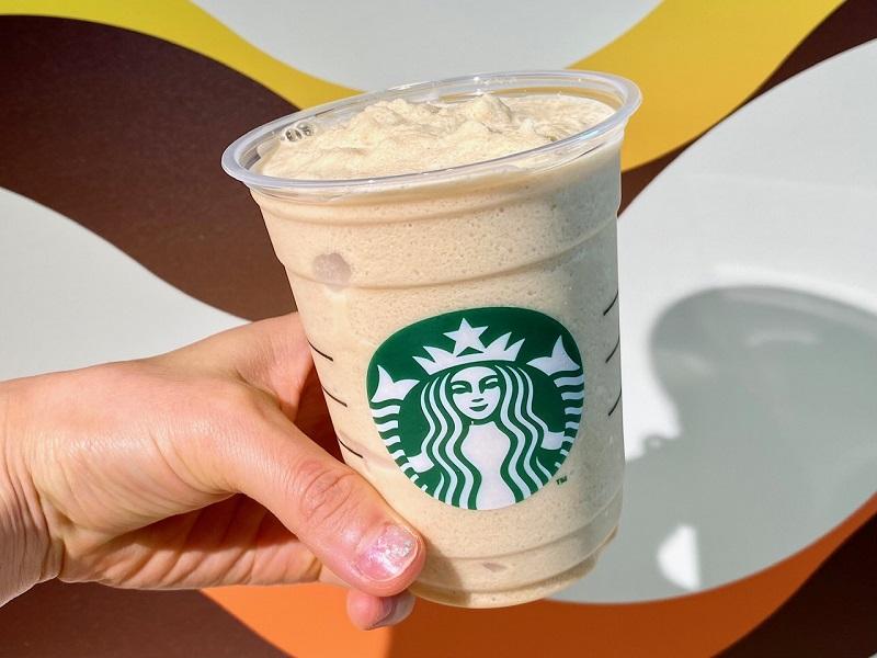 【スタバ 新作レポ】「コールドブリュー コーヒー フラペチーノ」