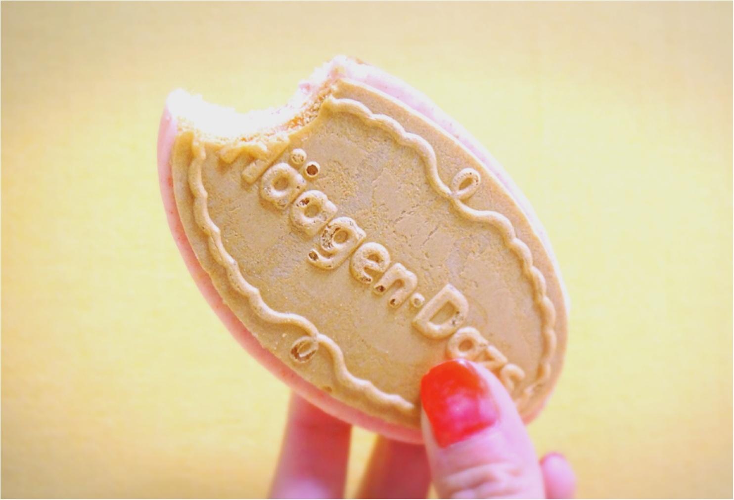"""濃厚チーズに甘さがキュン❤️【ハーゲンダッツ】の《新作クリスピーサンド》は冬にぴったりな""""幸せの味""""❤️_6"""