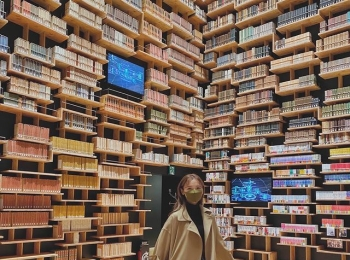 「角川武蔵野ミュージアム」は、埼玉県の新名所。