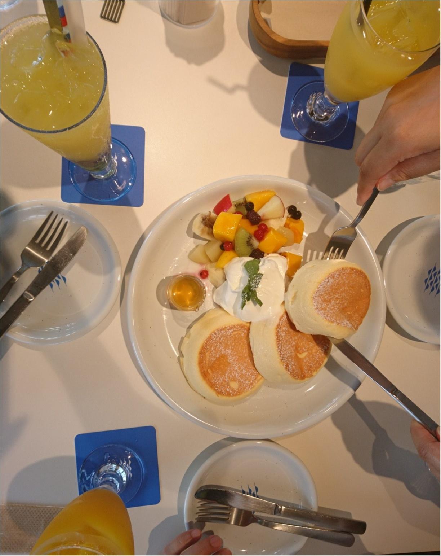 ≪兵庫県・西宮≫海を眺める「映え」カフェでいただく、ふわふわパンケーキが美味!_1