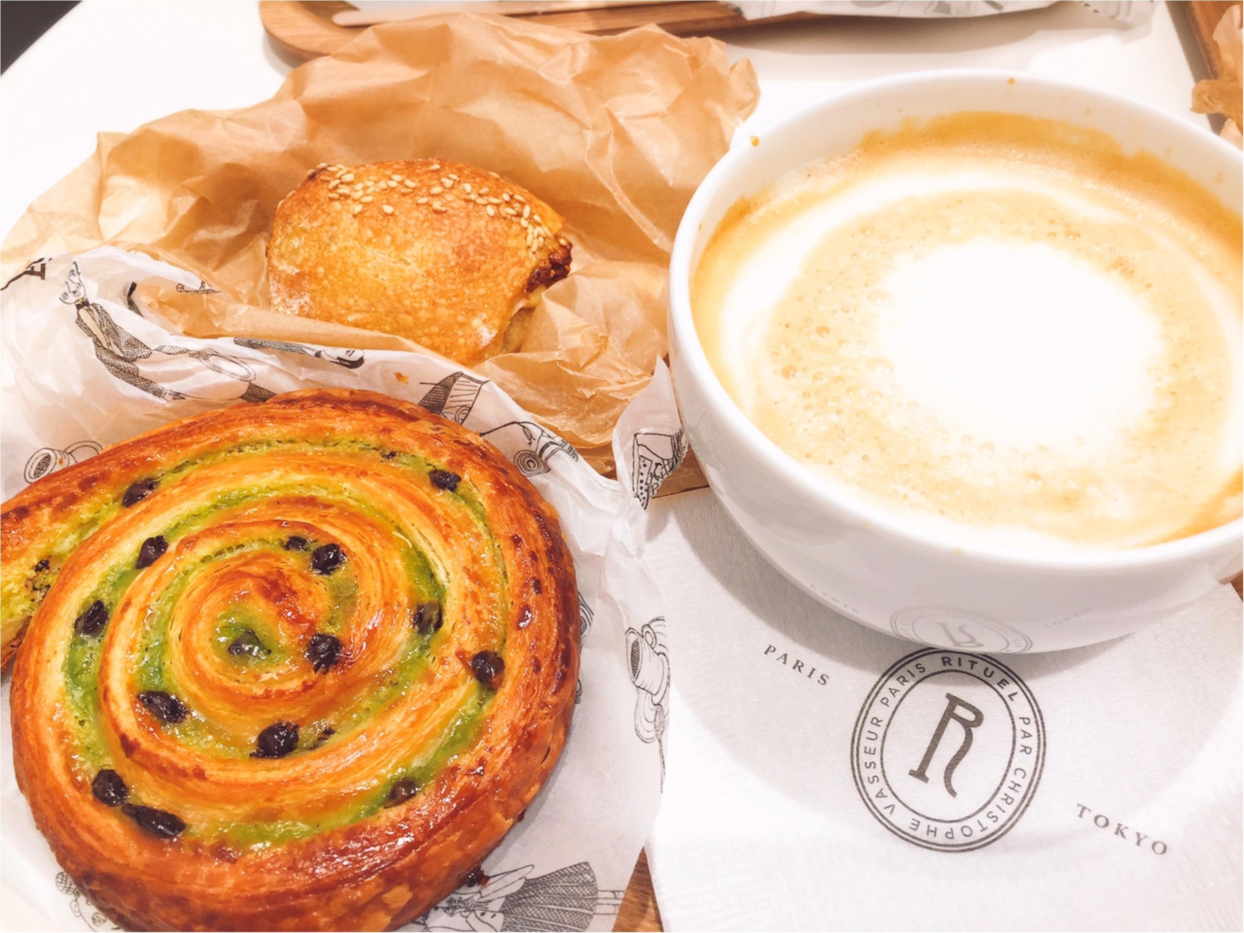 東京の美味しいパン屋巡り〜RITUEL〜_2