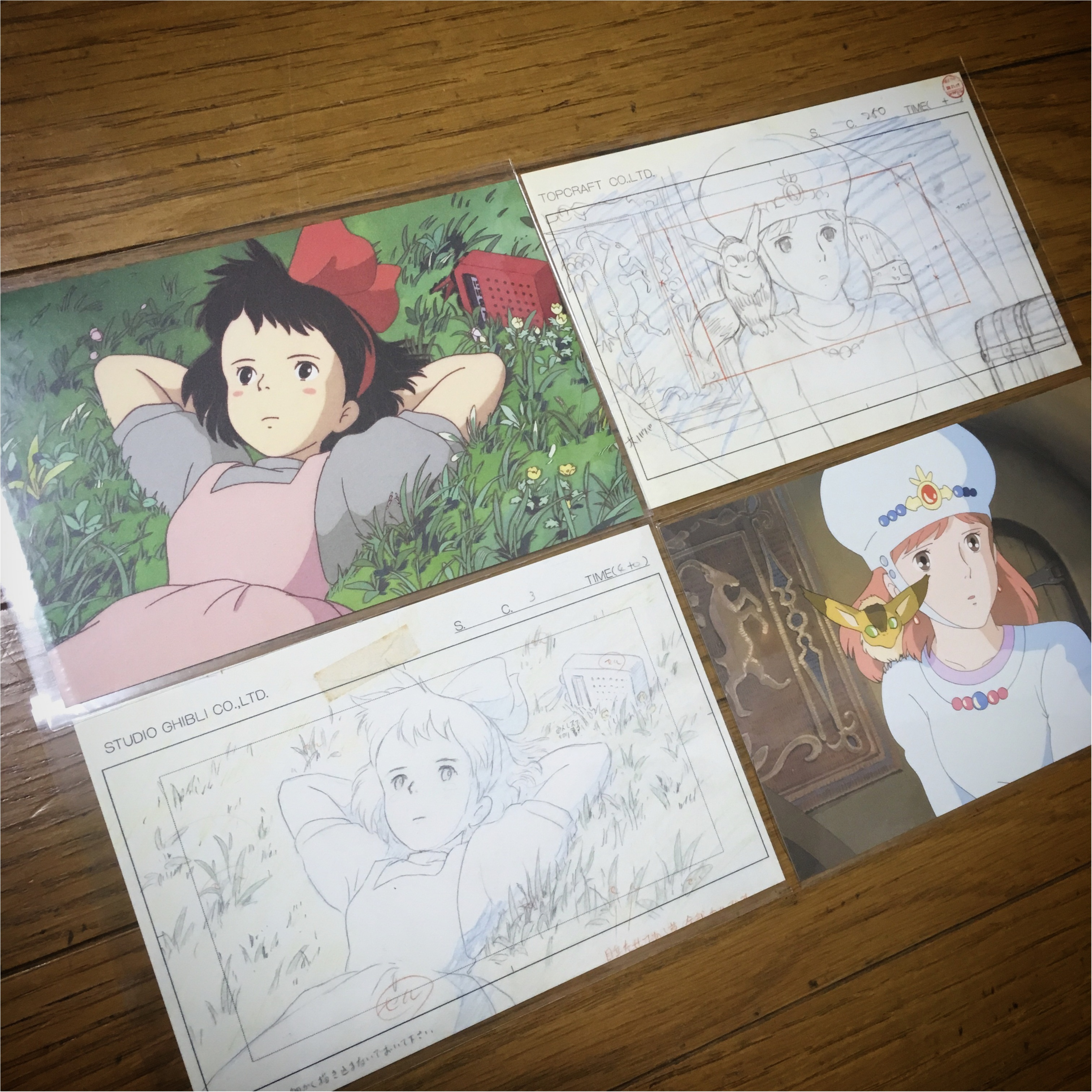 《6/18まで!》山口県MOREガールは要チェック!スタジオジブリ・レイアウト展へ行ってきました♡_3