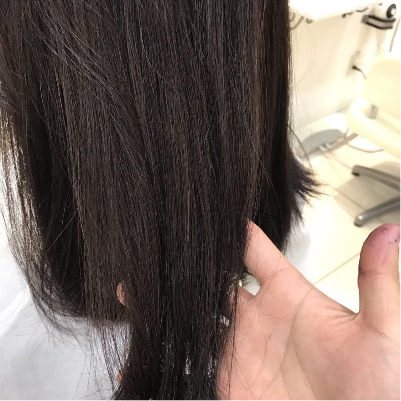 大注目!ヘアカラー【バイオレットアッシュ】女性らしい艶と透明感がハンパない♡♡_9