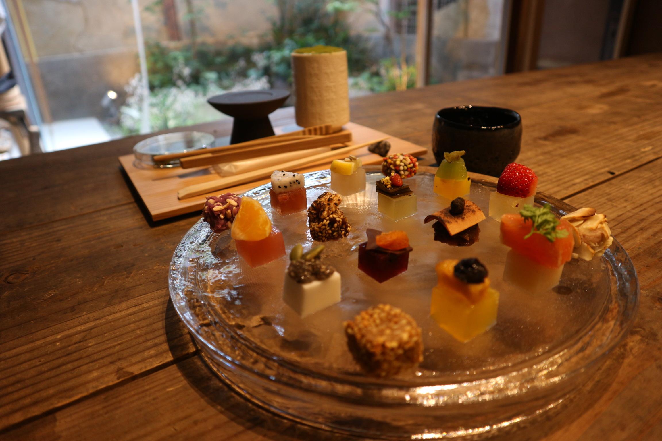 【京都】まるで宝石のような手織り菓子❤︎あの有名なお店の菓子店❤︎_7