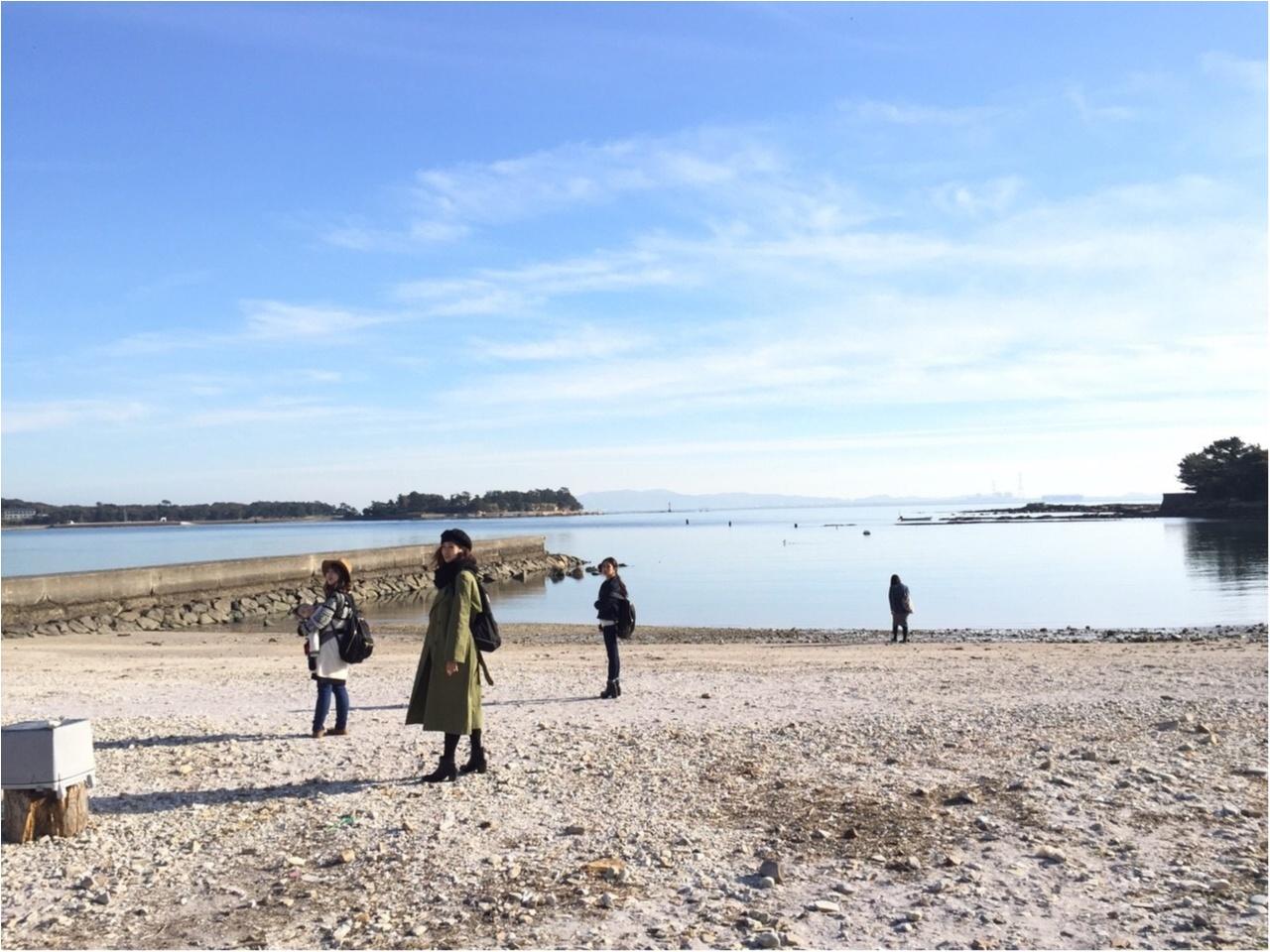 アートの島、佐久島でゆったりお散歩アート_1