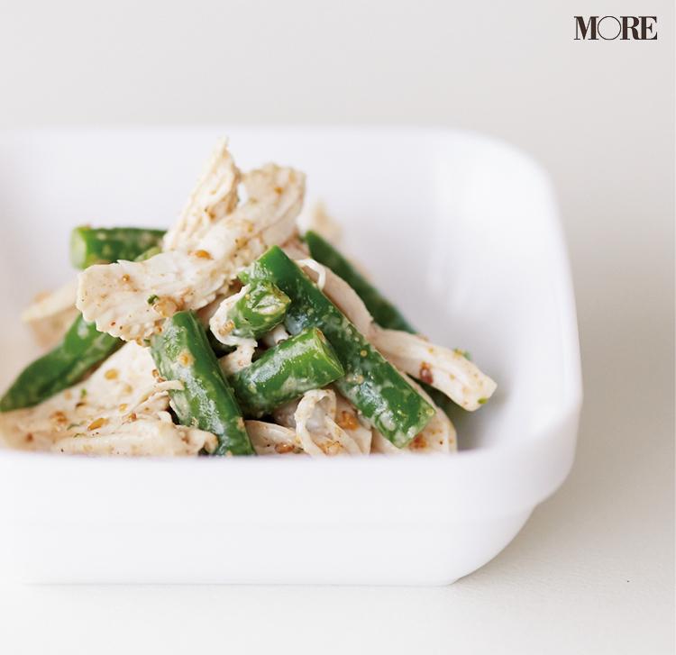 【作りおきお弁当レシピ】ゆで鶏をアレンジして簡単おかず3品! ごまやカレー粉、オイスターソースを使って_3
