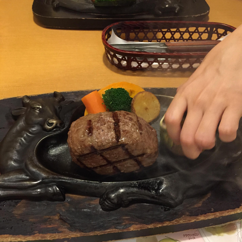 静岡県民のソウルフード!【炭焼きレストランさわやか】のげんこつハンバーグ!_4