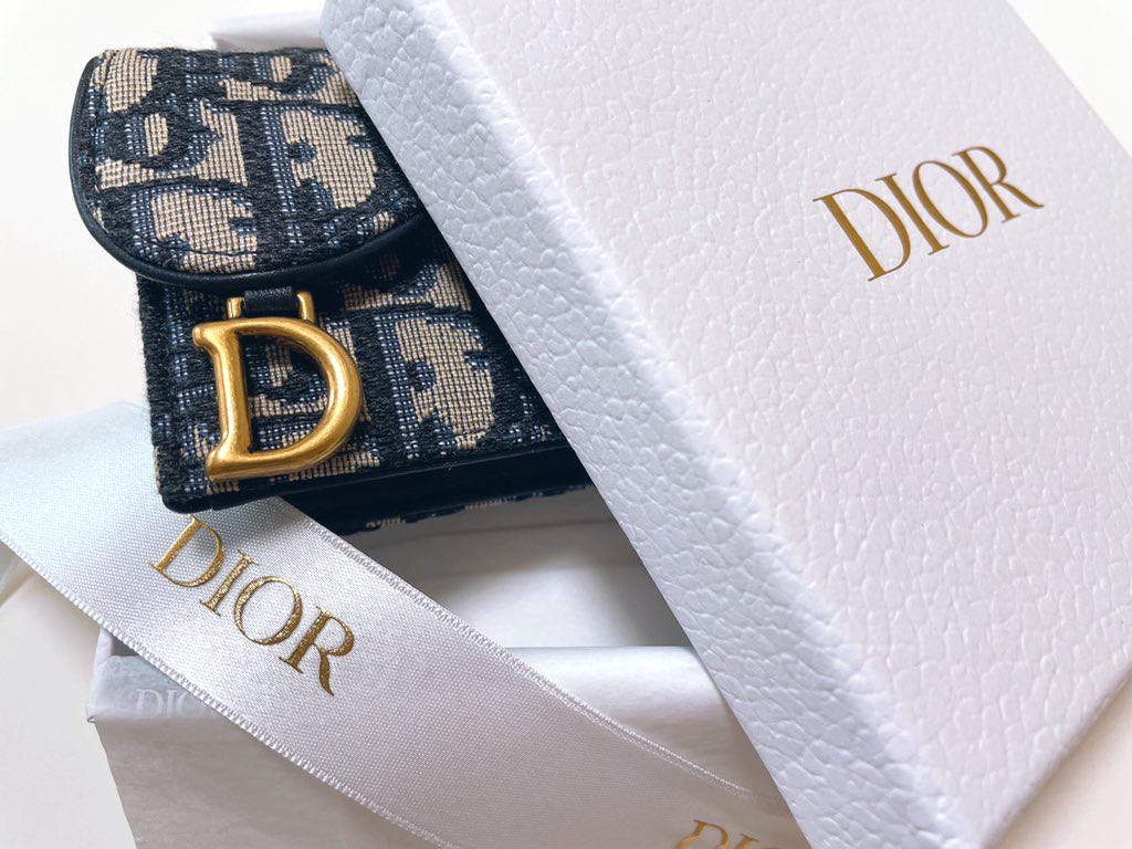 【お財布代わりにも】Diorのカードケースを購入しました☺︎_1