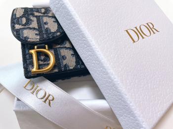【お財布代わりにも】Diorのカードケースを購入しました☺︎