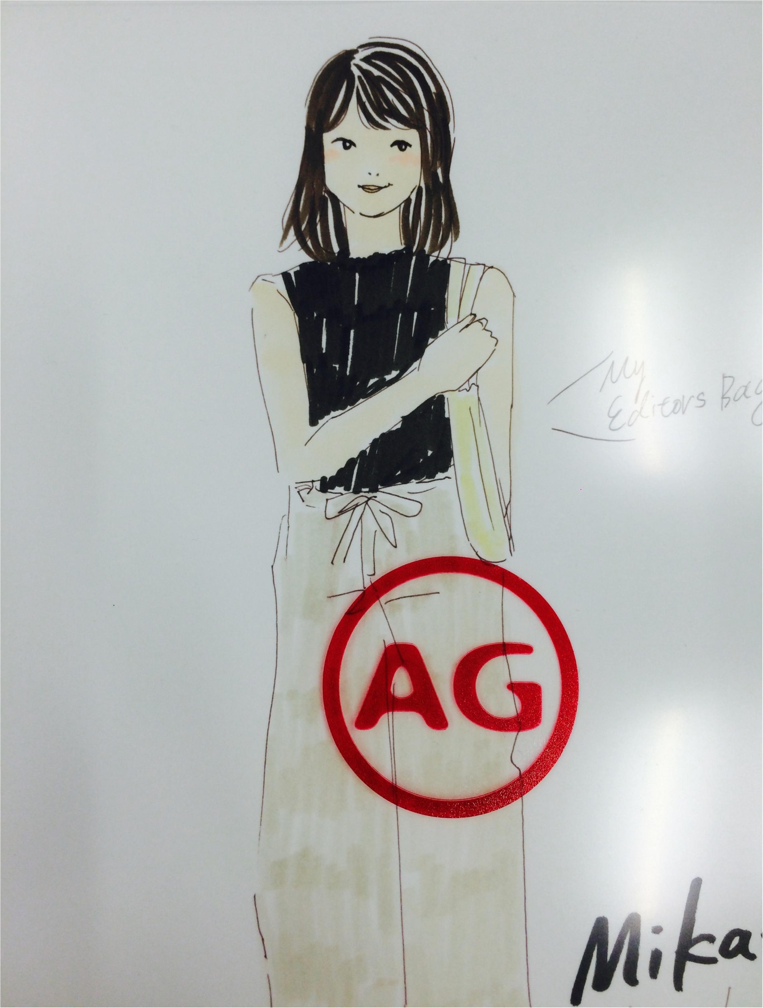 【展示会レポ】アレクサ・チャン×AG第2弾! クールなガールギャングに変身☆_5