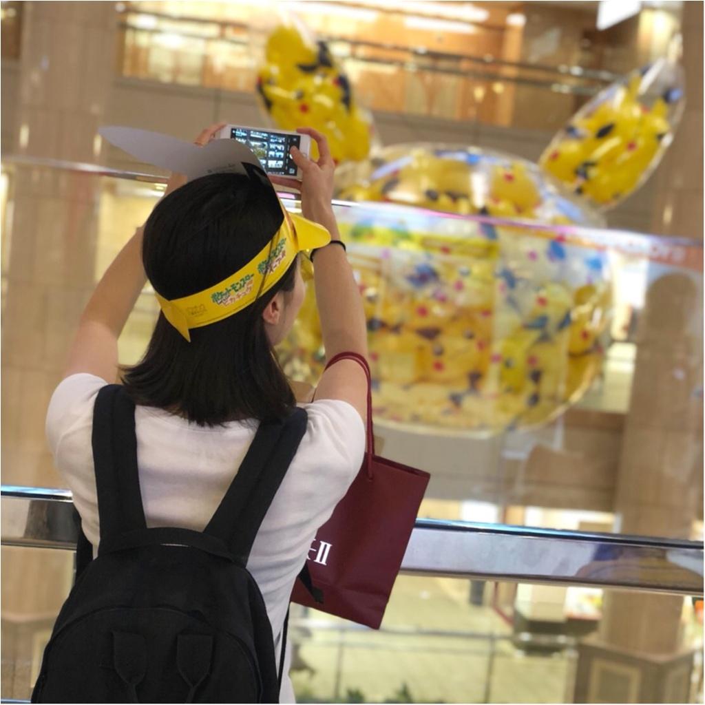 【ピカチュウ大発生2018】横浜みなとみらい一大イベント!あなたもピカチュウに??_4