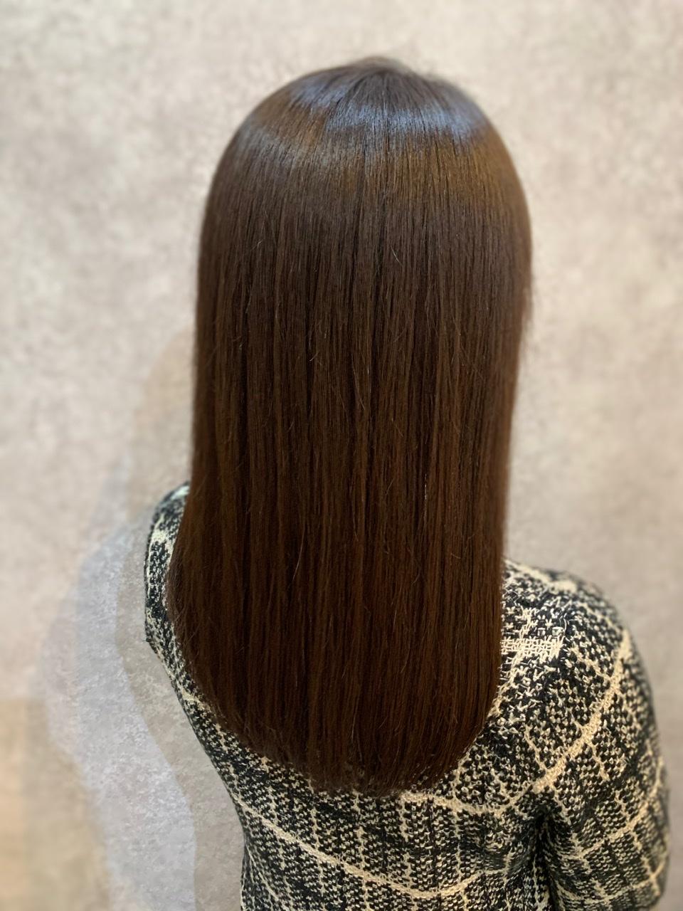 【髪質改善】噂のトリートメント継続中♡_3