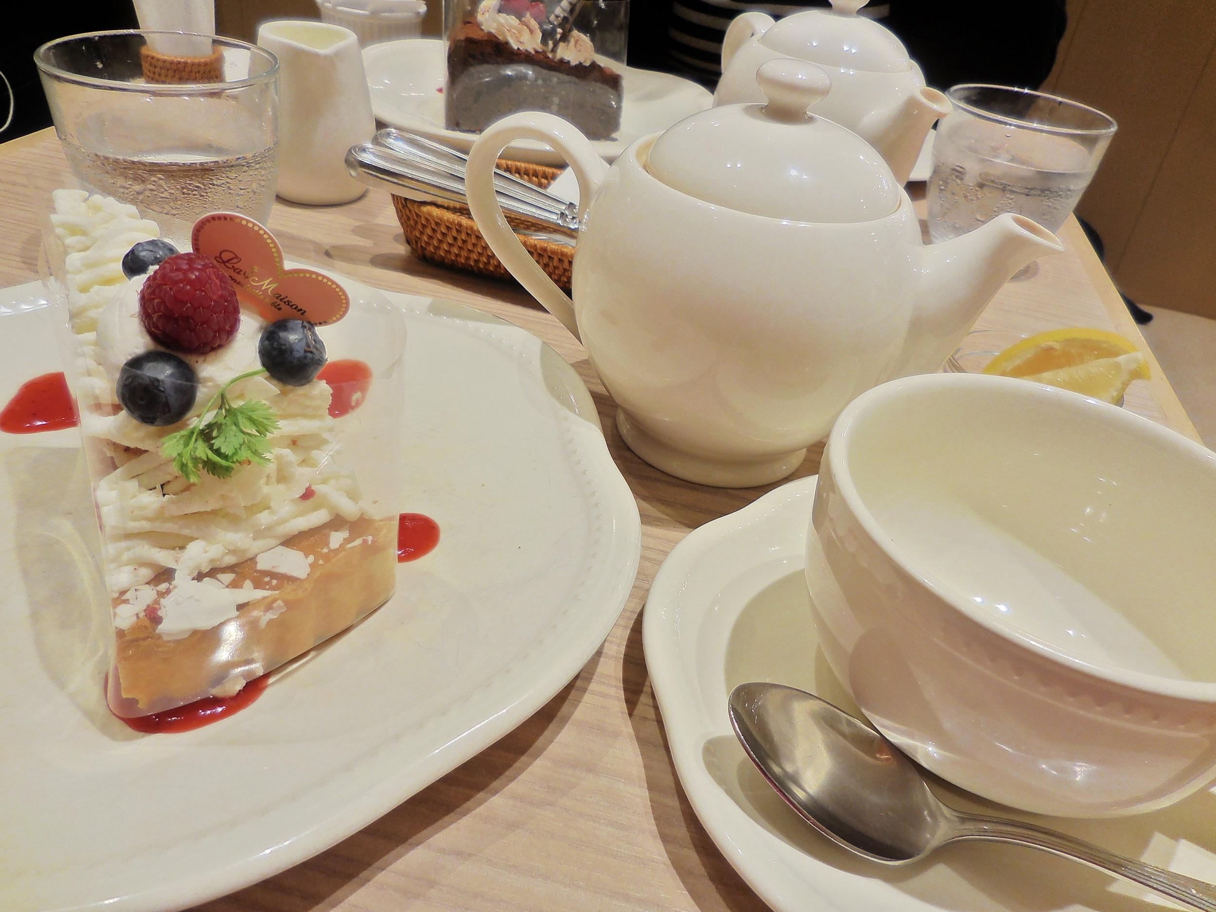 【吉祥寺カフェ】タルトを食べるならここ!_6