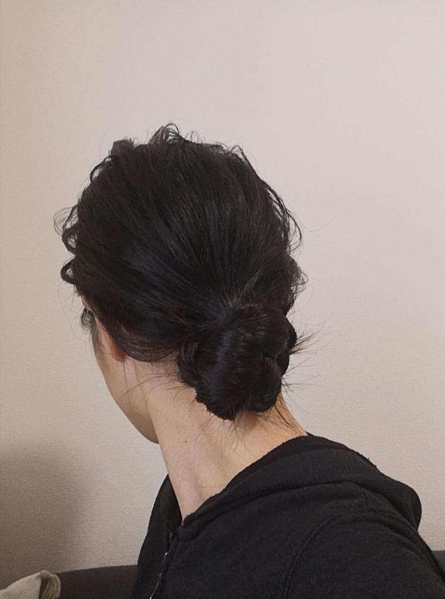 剛毛多毛くせ毛の方必見!朝10分でできるこなれヘアアレンジ_15