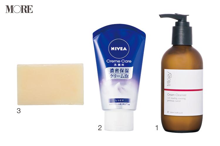 安達祐実さんの美肌の秘密を公開! 愛用のクレンジングアイテムから洗顔方法まで教えます_2