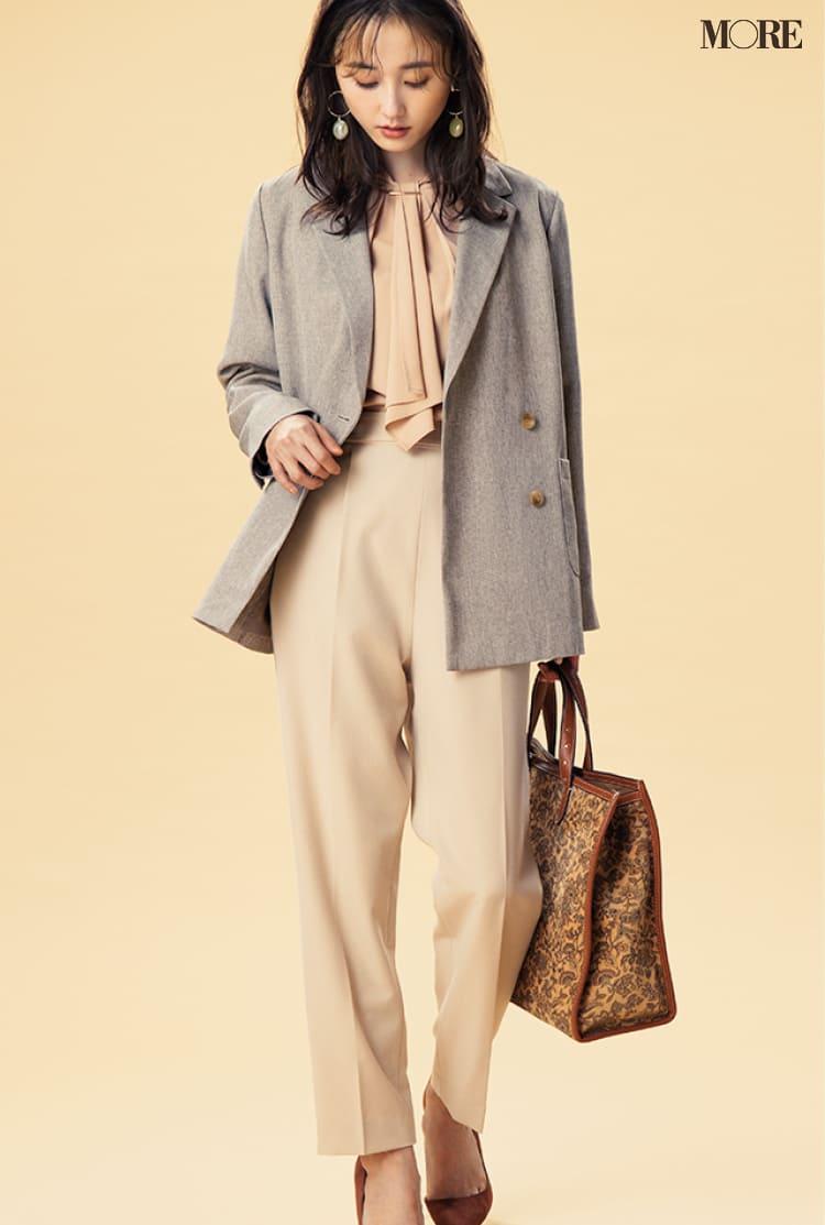 レディースセットアップ《2020》特集 - 人気ブランドのおすすめジャケット&パンツ・スカートのコーディネートまとめ_40