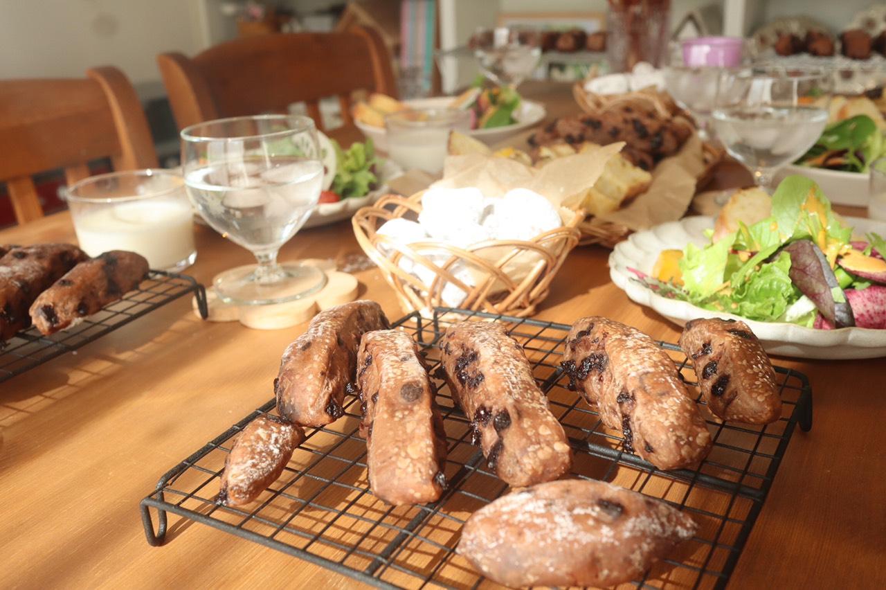 『おうちパン』が簡単美味しい!パン種が作り置きできちゃうなんて!!_1