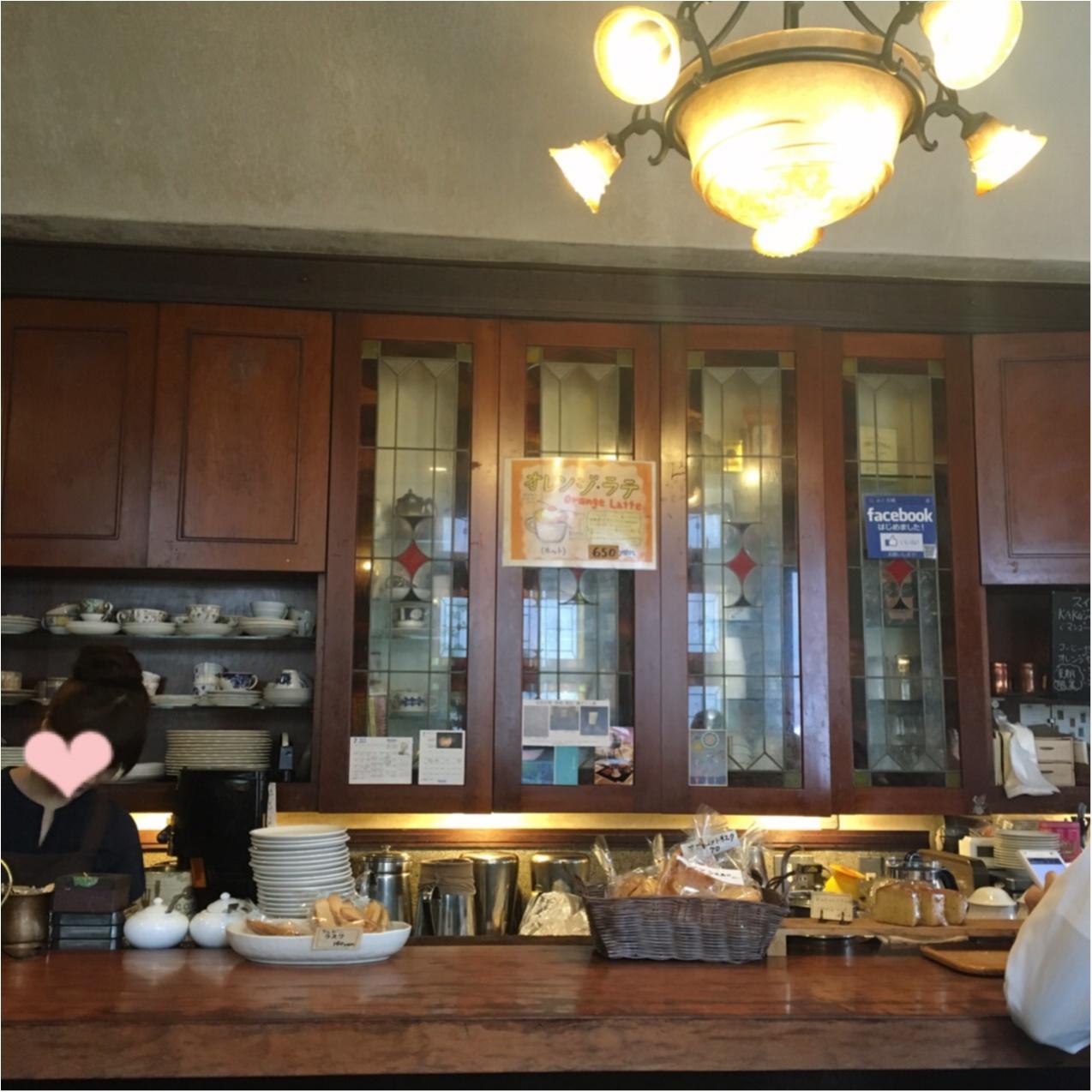 名古屋モーニングで素敵な一日の始まりを♡ 《 コーヒーハウス かこ 》_2