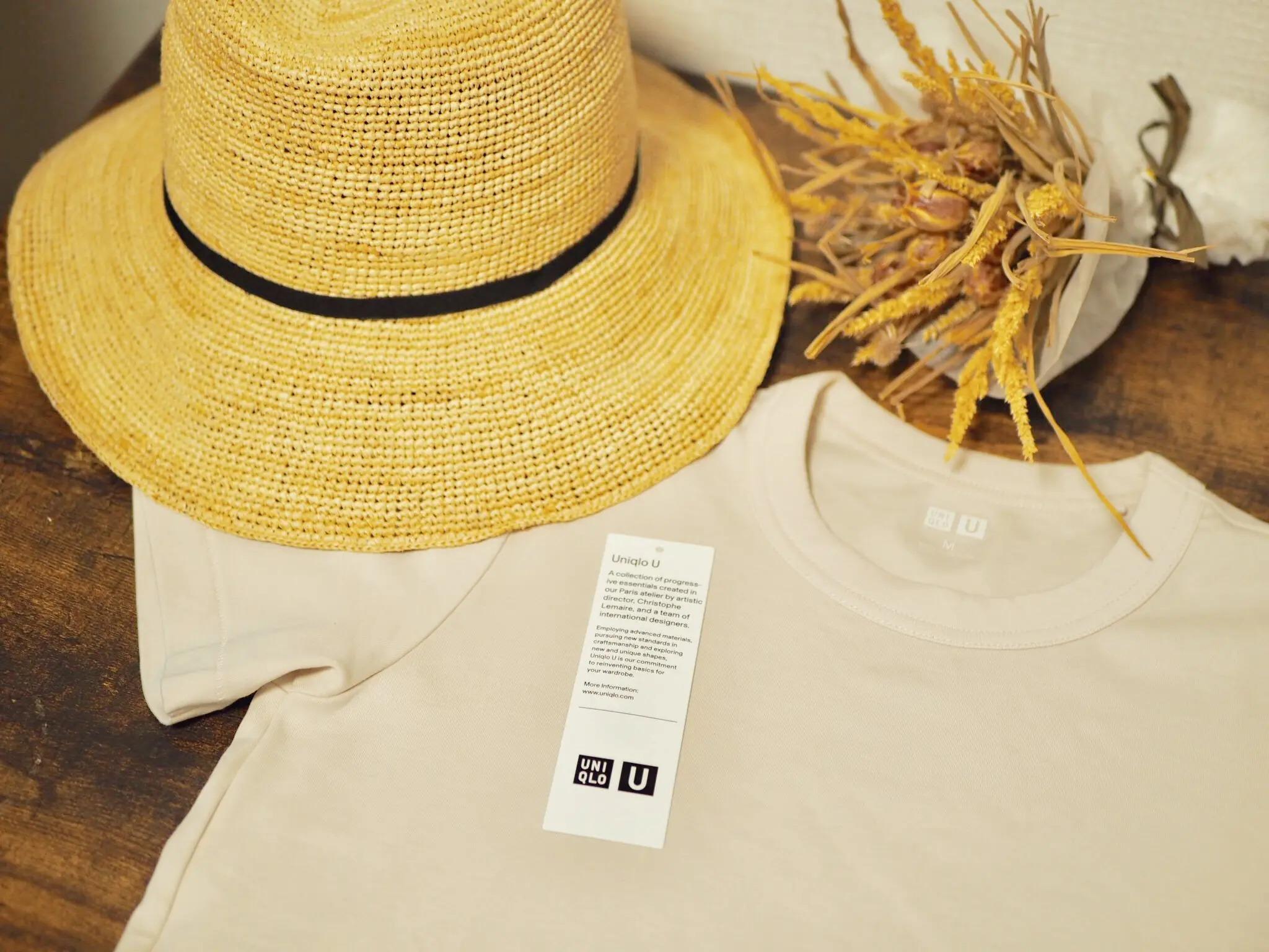 『ユニクロ』×『シュウ ウエムラ』のコラボTシャツがシンプルおしゃれ♪【今週のMOREインフルエンサーズファッション人気ランキング】_1