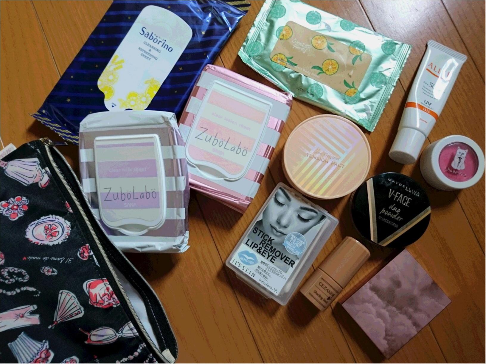 夏休み 旅行 7日間のパッキング&ファッション ご紹介☆_3