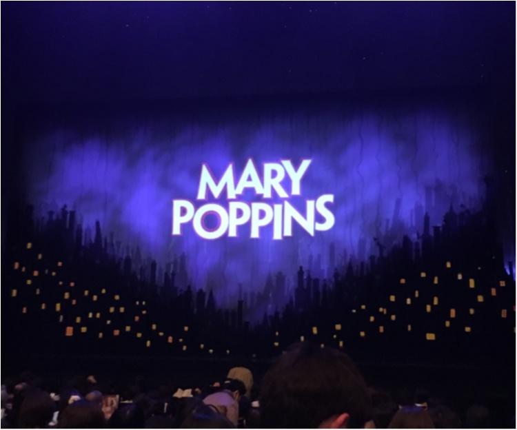 【シアレポ】メリーの魔法にかけられて❤︎まるで絵本の中に飛び込んだみたい?!ミュージカル『メリーポピンズ』東京公演は5/7まで❤︎❤︎_3