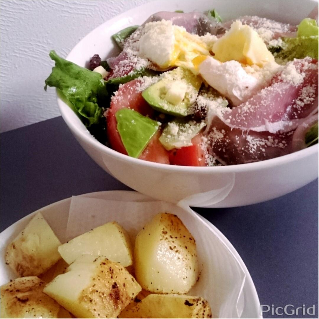 ☆7日間の夜置き換えダイエットを始める前に冷蔵庫にあるものを使いきる!☆_5