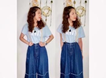【オンナノコの休日ファッション】2020.8.10【うたうゆきこ】
