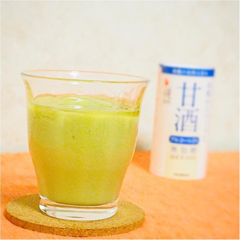 【8月5日】今日は発酵の日☆甘酒を使った美味しいレシピ☆_4