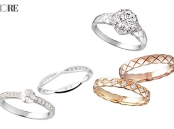 結婚指輪におすすめ【2020秋冬】- 人気ブランドの最新マリッジリング&エンゲージリング特集