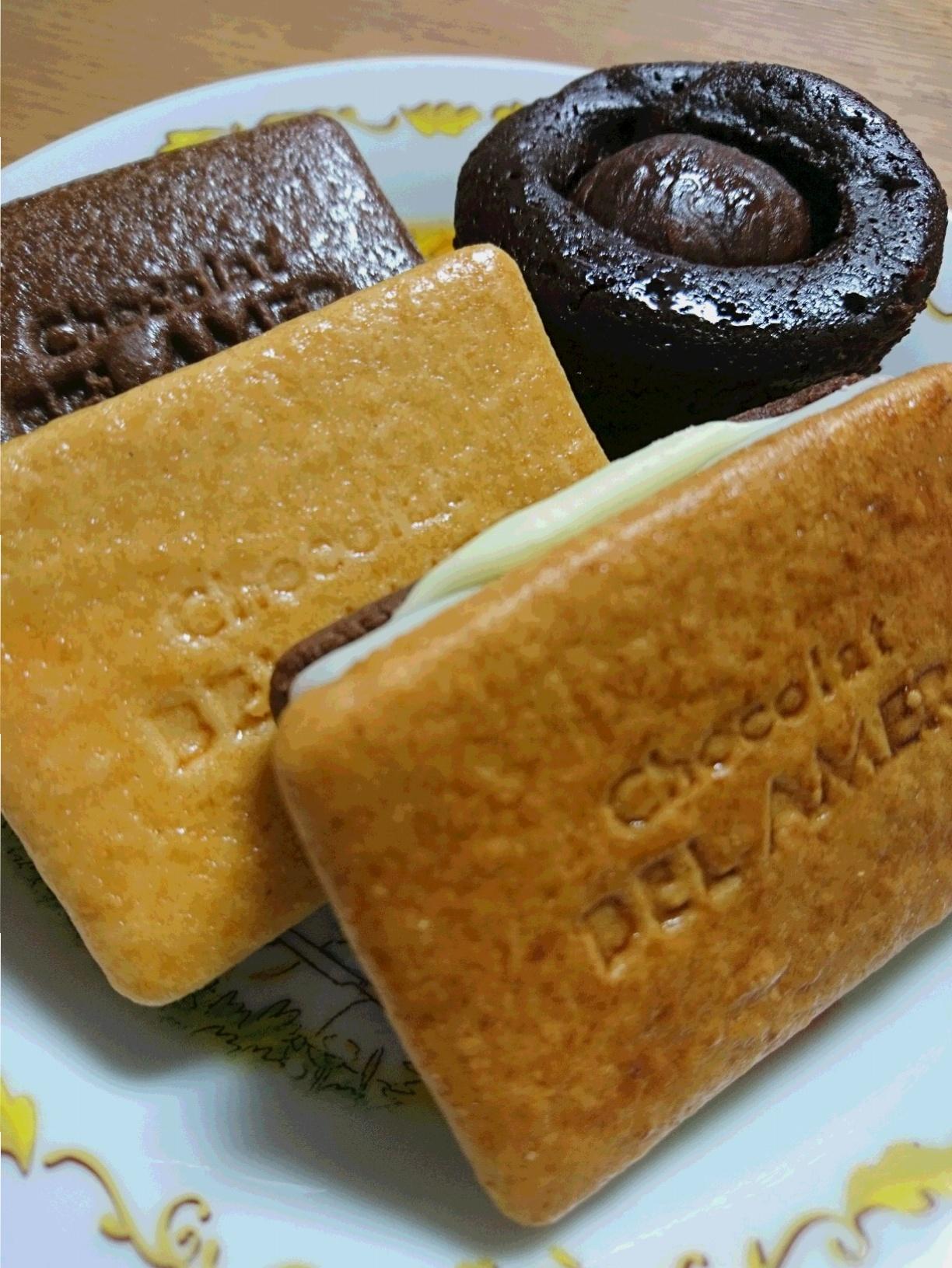 DEL AMER(べルアメール) 秋の新作焼き菓子が美味しすぎ♡_1