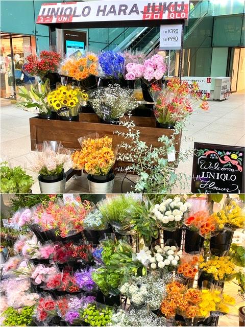 【内覧会レポ】『ユニクロ 原宿店』6/5(金)オープン!リアルとバーチャルを融合した店内では、お花も買える⁉︎_9