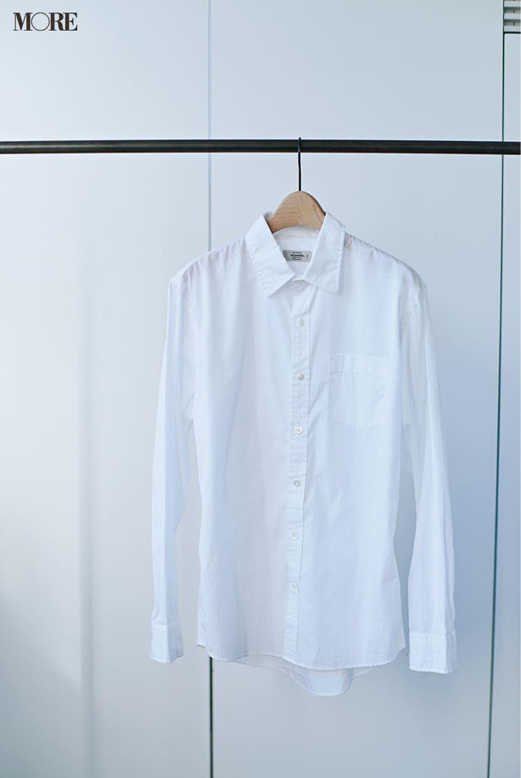 おしゃれなシャツコーデ特集 - 白シャツやシャツワンピースなどの最新レディースコーディネートまとめ   2020年版_65