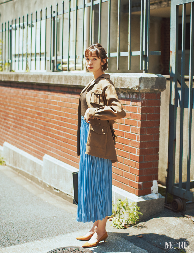 シャツジャケット、ジャケット、マウンパetc. 「秋のはおりもの」Photo Gallery_1_7
