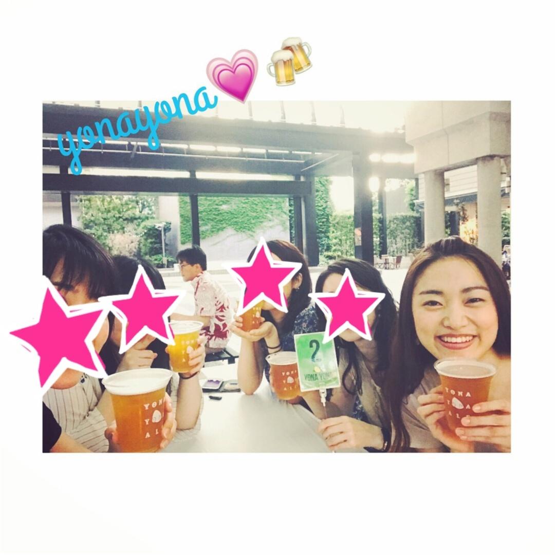 《インスタ映え★フォトジェニック❤️》【ビアガ女子会】YONA YONA BEER GARDEN♡インスタ投稿で1杯無料キャンペーンも!_6