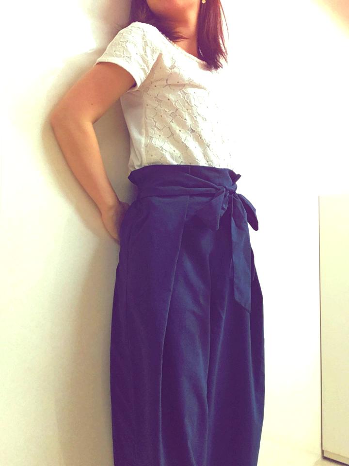 【ファッション】ロペピクニックのワイドパンツの着心地がよすぎる! _3
