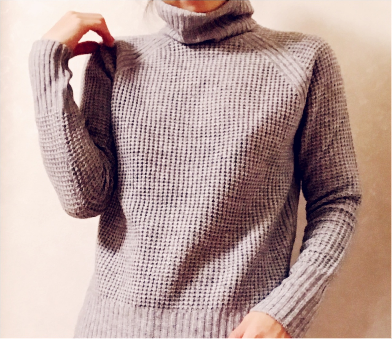 UNIQLOの《カシミヤブレンドタートルネックセーター》がプチプラなのに優秀すぎる♡_2