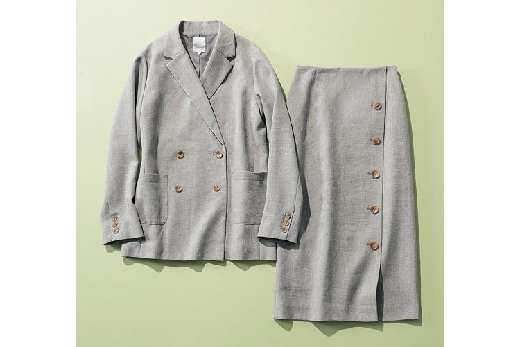 レディースセットアップ《2020》特集 - 人気ブランドのおすすめジャケット&パンツ・スカートのコーディネートまとめ_38
