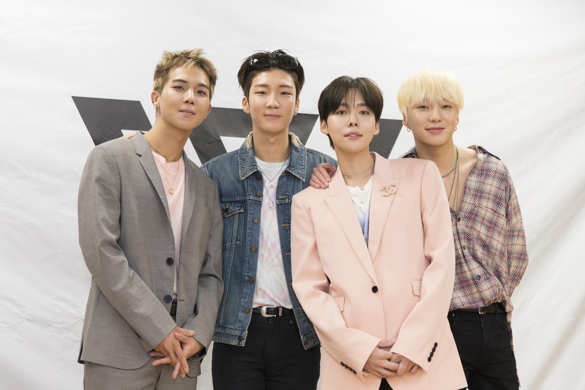 ボーイズグループWINNERが新アルバム『WE』を本日8/7リリース! タイトル曲『AH YEAH』など新曲の魅力をメンバーが語る_1