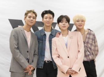 ボーイズグループWINNERが新アルバム『WE』を本日8/7リリース! タイトル曲『AH YEAH』など新曲の魅力をメンバーが語る