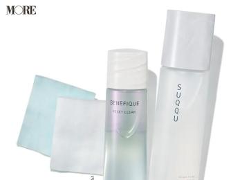 『SUQQU』『ベネフィーク』を愛用中! 田中みな実さんはふき取り化粧水でごわつきケア&美容成分の入りやすい肌に♡