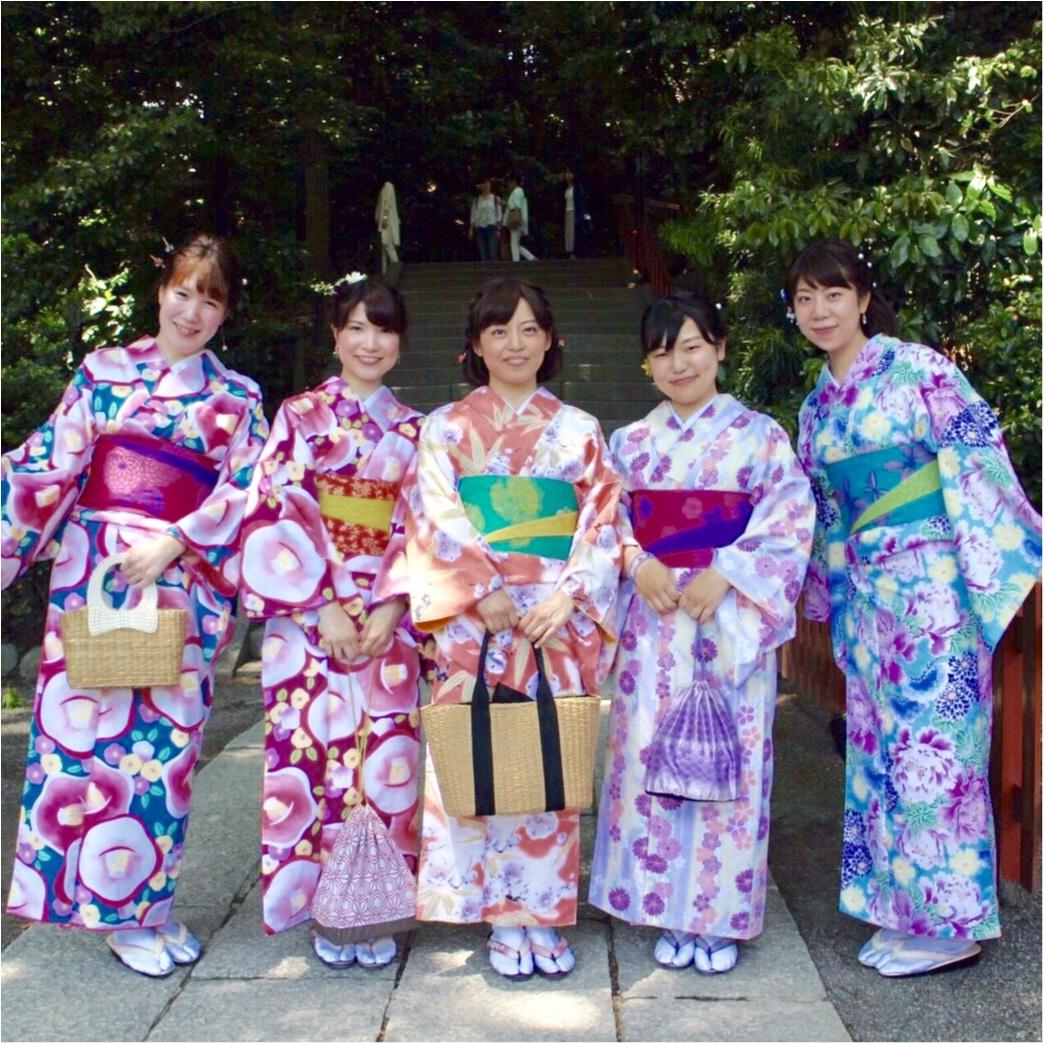 【モアハピ女子会】着物で鎌倉散策&食べ歩きツアー♡_1
