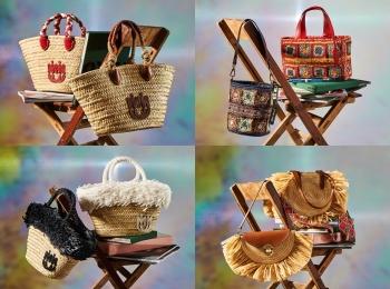 『ミュウミュウ』夏の新作はロマンチック&ノスタルジー♡ バスケットバッグやクロシェバッグも!