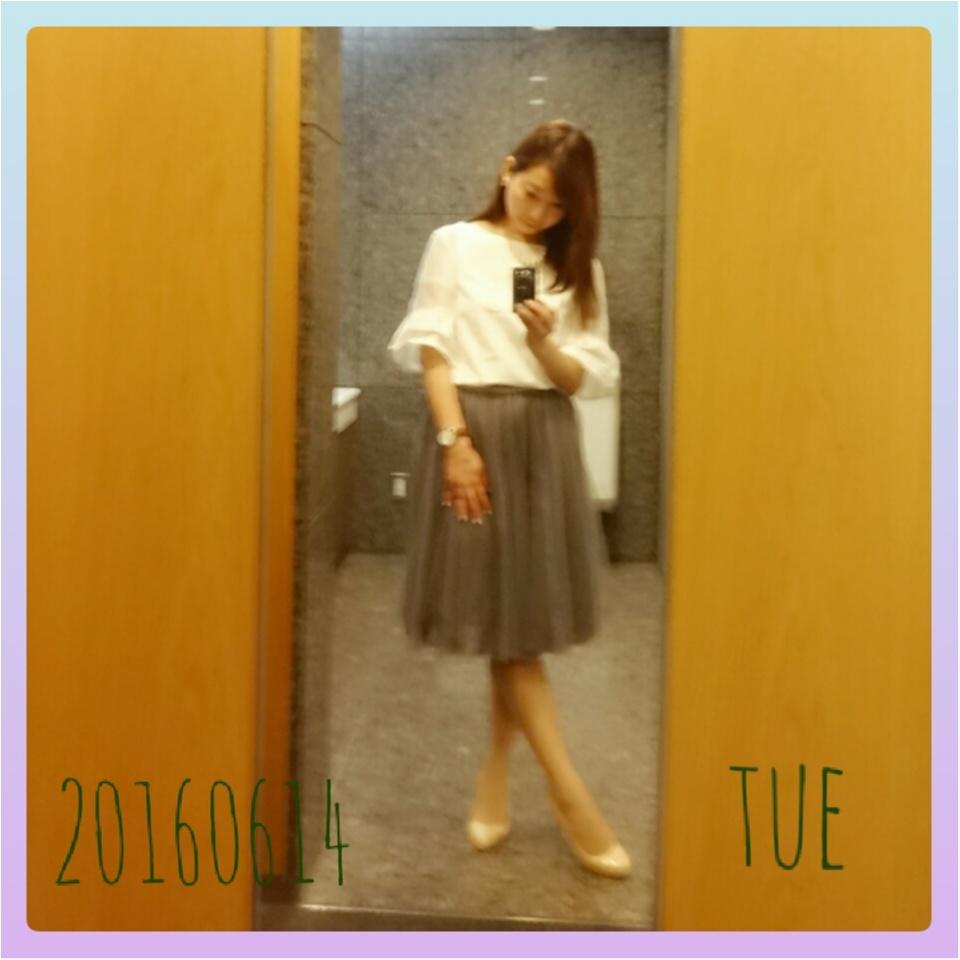 今週のプチプラオフィスコーデ♡0613-17♡479ぱるるん_2